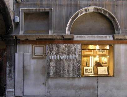 Olivetti Showroom, Venice