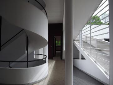 Villa Savoye, Le Corbusier, Poissy, 1929