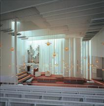 Church of the Good Shepherd, Pakila, Finland, 2002, by Juha Leiviskä.