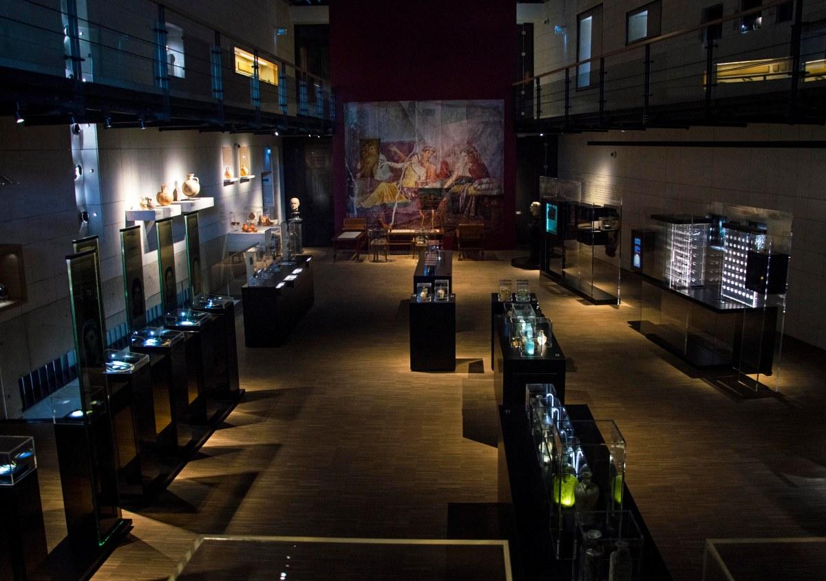 Experiencing Erimtan Museum