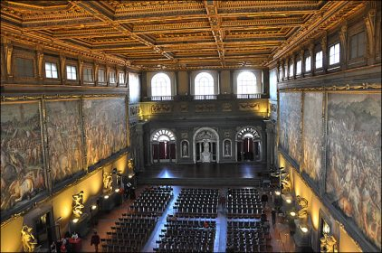 Palazzo Vecchio interior