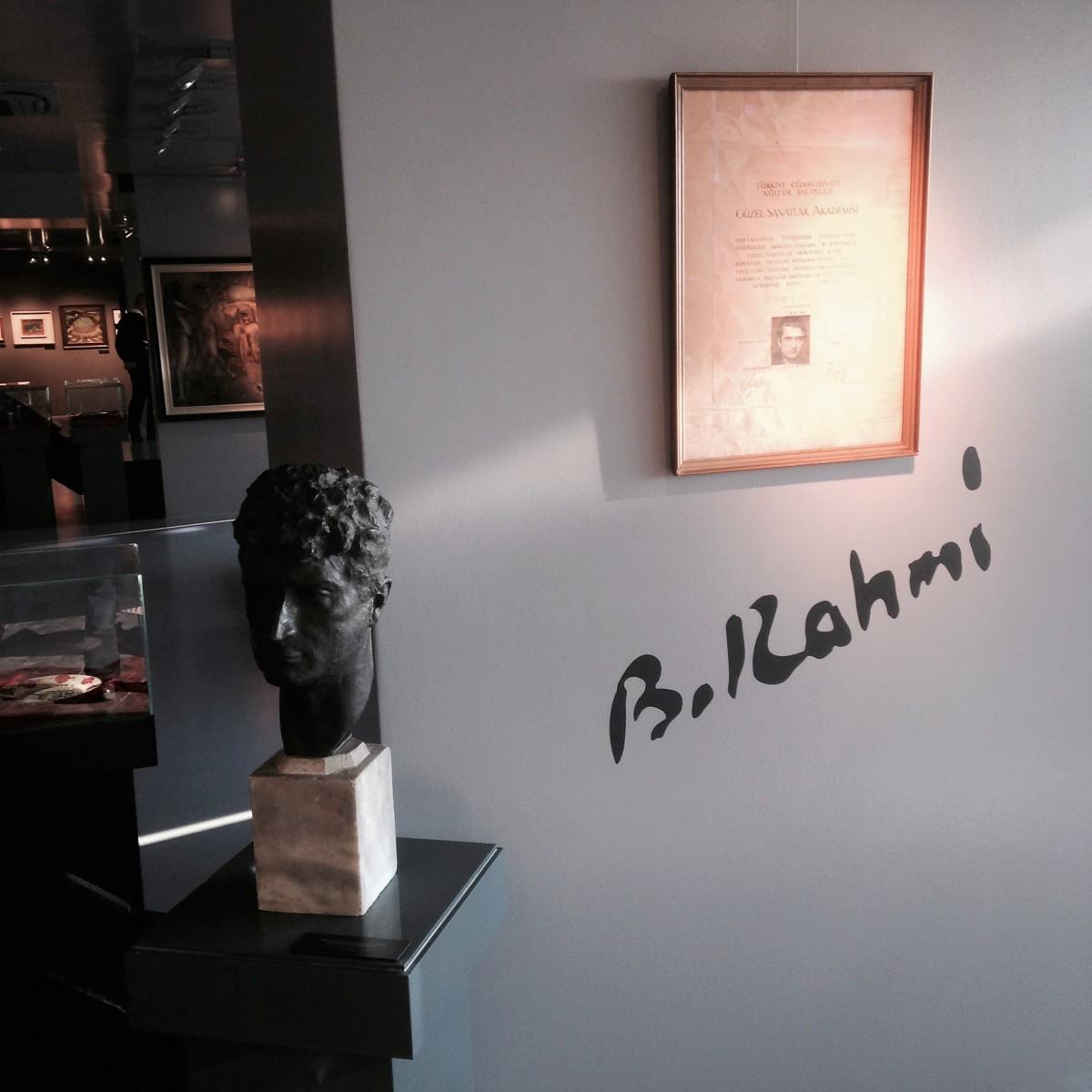 Bedri Rahmi Eyüboğlu Exhibition